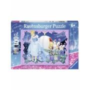 Puzzle Cenusareasa, 100 Piese Ravensburger