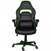 Scaun gaming Inaza Interceptor Black / Green