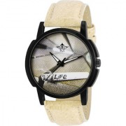 Life Forever Wrist Analog Watch By Google Hub