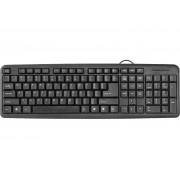 Клавиатура Defender HB-420 RU Black 45420