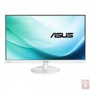 "23"" Asus VC239HE-W, 16:9, IPS LED, 1920x1080, 5ms, 250cd/m2, 80M:1, VGA/HDMI, white"
