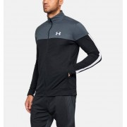 Under Armour Herenjack UA Sportstyle Pique - Mens - Gray - Grootte: Large