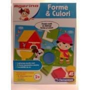 Clementoni puzzle joc educativ Forme Si Culori