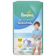 Pampers Pelene za kupanje 14+kg - 5