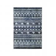 Tapijt Florence - blauw - 160x230 cm - Leen Bakker