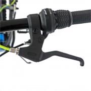 Bicicleta MTB-HT 26 Carpat Kaiser C2650A cadru otel negrualbastru