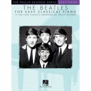 Hal Leonard The Beatles For Easy Classical Piano