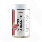 Prozis Vitamin C 500mg + Rose Hip 180 tabs