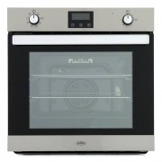 Belling BI602FP Sta Single Built In Electric Oven - Stainless Steel