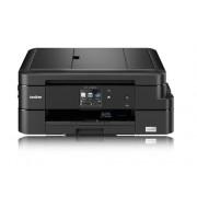 Brother DCP-J785DW 6000 x 1200DPI Ad inchiostro A4 33ppm Wi-Fi Nero multifunzione