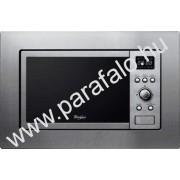 WHIRLPOOL AMW 1401 IX Felsõ szekrénybe is építhetõ mikrohullámú sütõ