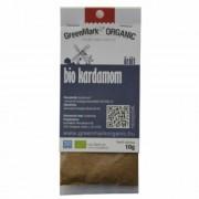 Greenmark bio fűszer kardamom őrölt, 10 g