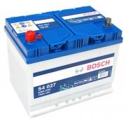 Bosch S4 12V 70Ah 630A Bal+ ázsiai autó akkumulátor