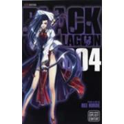 Black Lagoon, Vol. 4 (Hiroe Rei)(Paperback) (9781421518930)