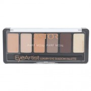 Astor Eye Artist Luxury Shadow Palette 5,6g Сенки за очи за Жени Нюанс - 100 Cosy Nude