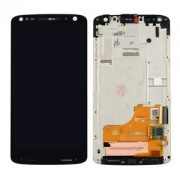 Дисплей + Тъч скрийн + Рамка за Motorola X Force