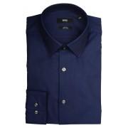 Hugo Boss Overhemd Isko Donkerblauw SF 50427501/410