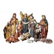 Betlehemi figura csoport kollekció 2018. év 20 cm