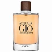 Armani (Giorgio Armani) Acqua di Gio Absolu Eau de Parfum pentru bărbați 125 ml
