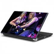 Deep Purple Classic rock Laptop Skin by Artifa (LS0443)
