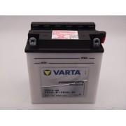 Varta YB10L-A2 baterie moto, scuter, atv 12V 11Ah 150A cod 511013009 Powersports Freshpack