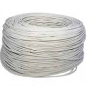 Bobina Cable UTP Cat.5E blanco X-Case 305 metros .40
