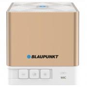 Безжичен Bluetooth алуминиев високоговорител Blaupunkt BT02 - златен