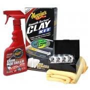 Meguiar's Meguiars Smooth Surface Clay Kit G1016