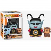 Funko Pop King Kai and Bubbles de Dragon Ball