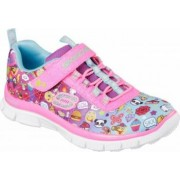 Pantofi Sport Copii SKECHERS SKECH APPEAL PIXEL PRINCESS Marimea 21