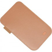 Samsung Custodia Ef-C1a2pcec Originale Fondina Leather Pocuh Galaxy S2 I9100 Brown Per Modelli A Marchio Philips