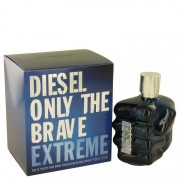 Diesel Only The Brave Extreme Eau De Toilette Spray 4.2 oz / 124.21 mL Men's Fragrances 536992