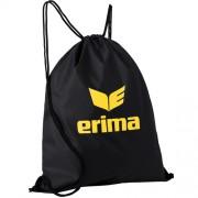 erima Turnbeutel 5-CUBES - schwarz/gelb
