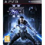 Star Wars The Force Unleashed II PS3
