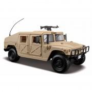Maisto Schaalmodel Hummer Humvee 1:24 Beige
