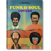 Taschen Libro «Funk & Soul Covers» (tapa dura)
