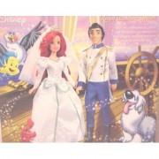 Mattel Disney Princess Ariel Mermaid ROYAL WEDDING by Mabbbbb