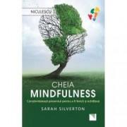 Cheia mindfulness. Constientizeaza prezentul pentru a fi fericit si echilibrat.