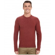 Royal Robbins Fireside Wool Crew Pullover Dark Ember