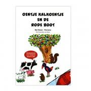 Lobbes Oentje Kalkoentje - En De Rode Boot