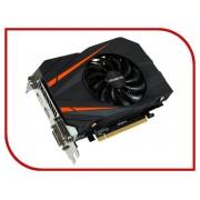 Видеокарта GigaByte GeForce GTX 1060 1556Mhz PCI-E 3.0 3072Mb 8008Mhz 192 bit 2xDVI HDMI HDCP GV-N1060IXOC-3GD