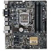 ASUS LGA1151 DDR3 HDMI SATA 6Gb/s USB 3.0 B150 MicroATX Motherboards B150M-A D3