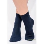 Classic pamut zokni 2 pár- kék 35-36