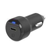 Incarcator auto rapid USB-C PowerVolt 18W - Power Delivery 3.0