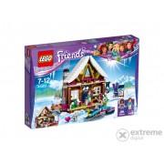 LEGO® Friends Cabana din stațiunea de iarna 41323