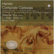 Video Delta Handel,G.F. - Complete Cantatas Vol. 2 - CD
