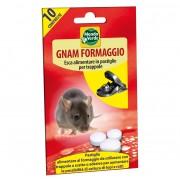 Momeală drajeuri cu atractant pentru șoareci și șobolani 10 buc.