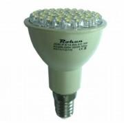 Bec LED E14 60 de leduri 3W 4084 KL