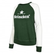 Heineken Searching for your new favorite sweater? Look no further. This Heineken sweater combines comfort with cool, making it the ideal addition to your wardrobe and Heineken collection.