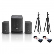 Ld Systems Dave 10 G3 Pack Conjuntos completos PA